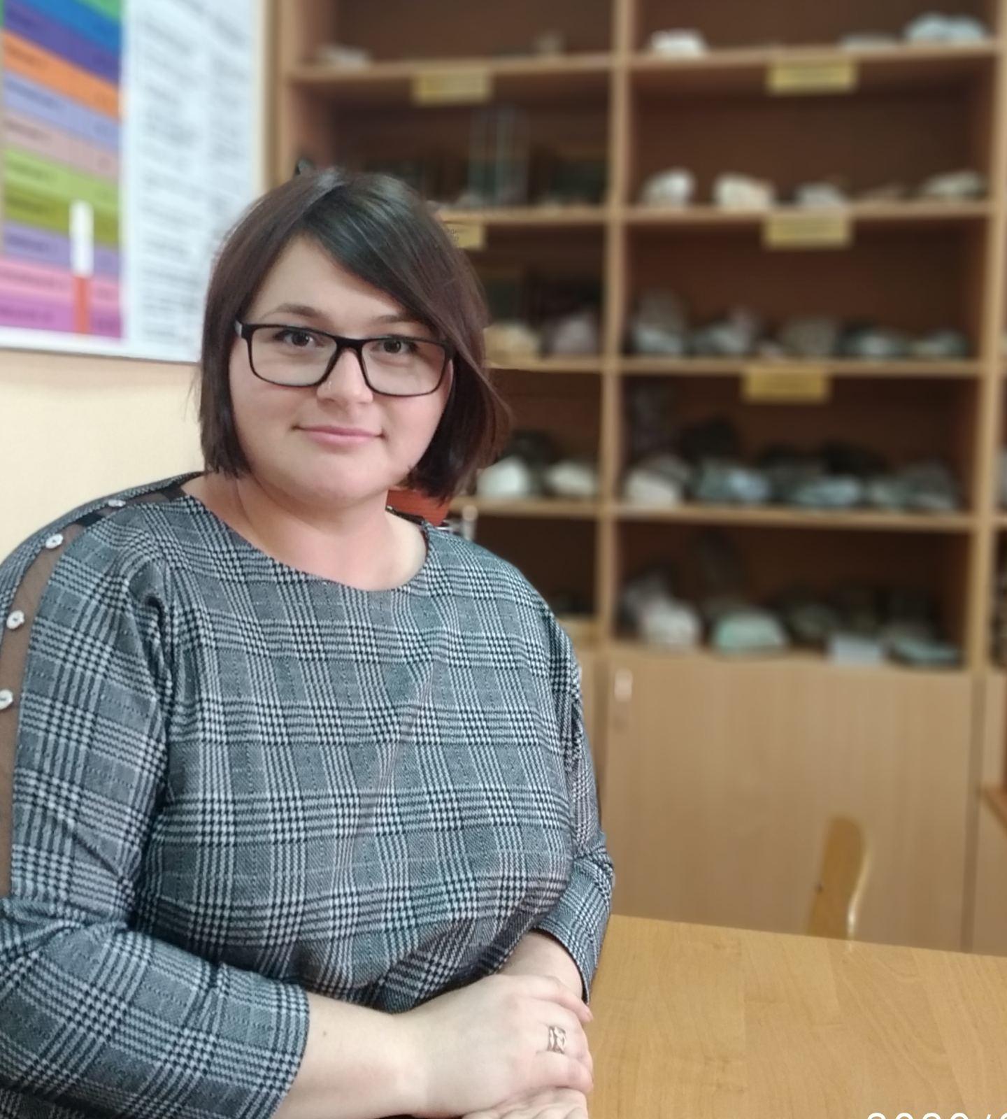 Озерова Людмила Андріївна